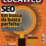 SEO na revista Locaweb com destaque da Conversion