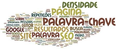 Keyword Stuffing e densidade de palavras para SEO