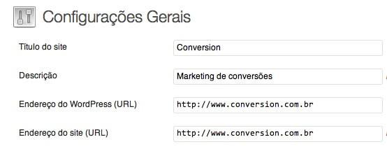 WordPress SEO: título e descrição