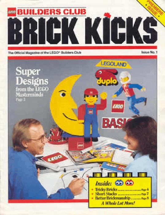 Marketing de Conteúdo LEGO