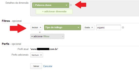 Como customizar relatórios no Google Analytics