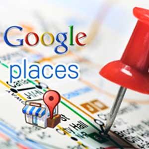 Google Places – otimizar para buscas locais é essencial