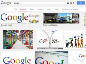 Pesquisas do Google Images agora relacionam imagem,autoria e conteúdo