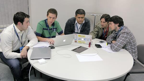 Reunião de Equipe de SEO