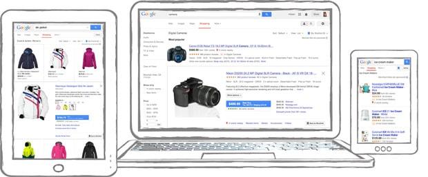 Google lança recursos para o Google Shopping