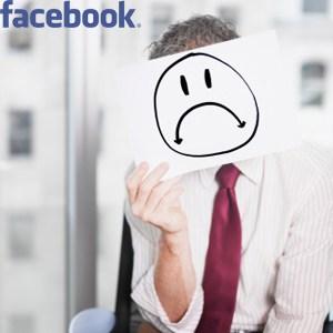 Facebook cria botão para expressar emoção negativa
