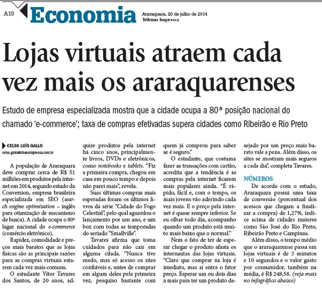 Tribuna de Araraquara 1