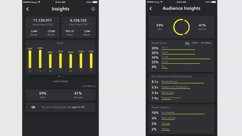Snapchat_analytics