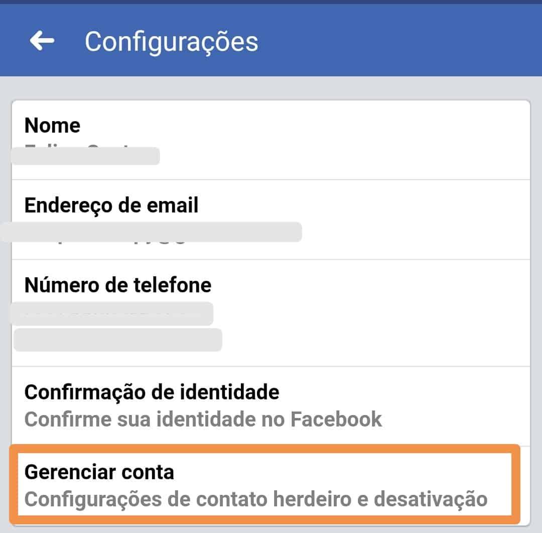 Como Desativar o Facebook pelo Celular