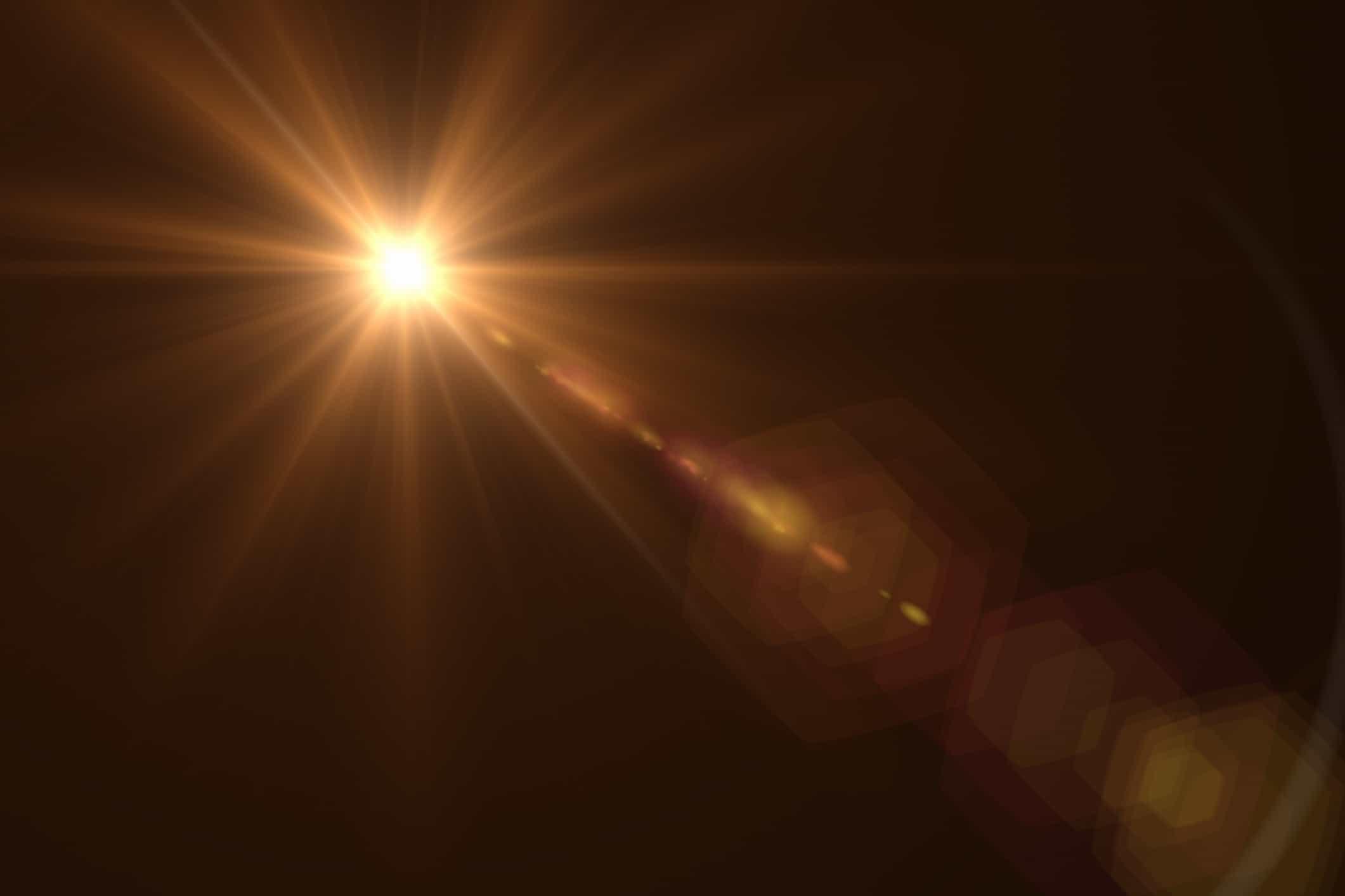 Iluminação Fotos para Instagram