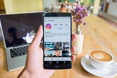 Feed do Instagram
