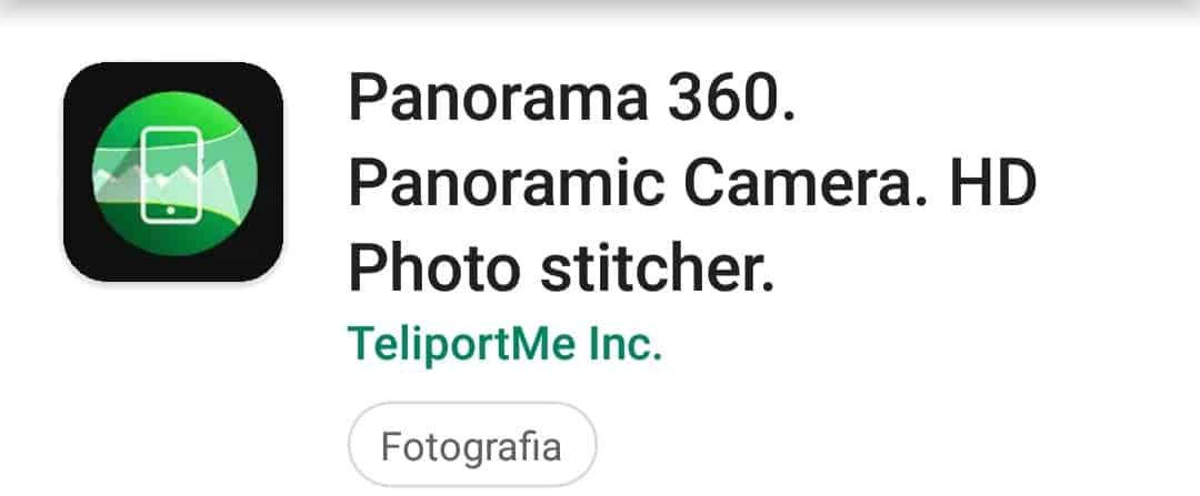 Foto 360 - Panorama 360