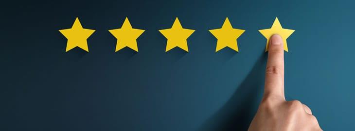 Avaliação de Usuários