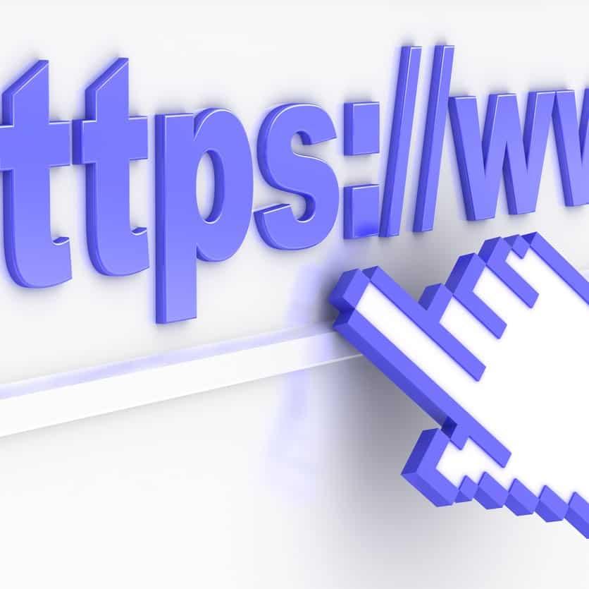 Secure Internet connection